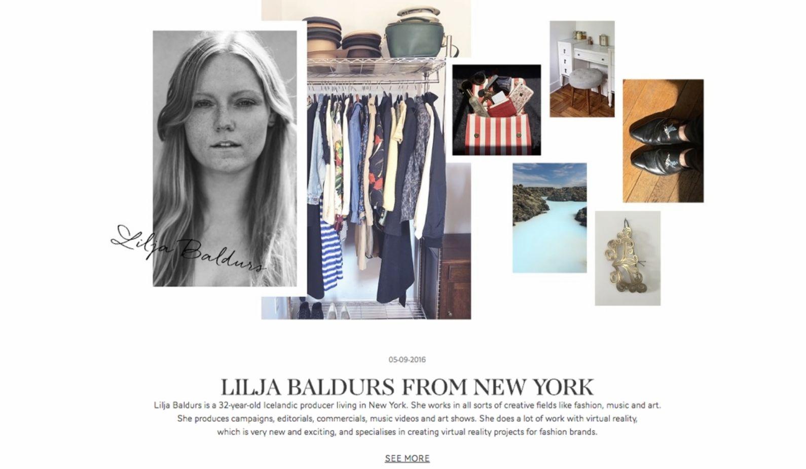 Social shopping og interaktion er en del af Zizzis webshop