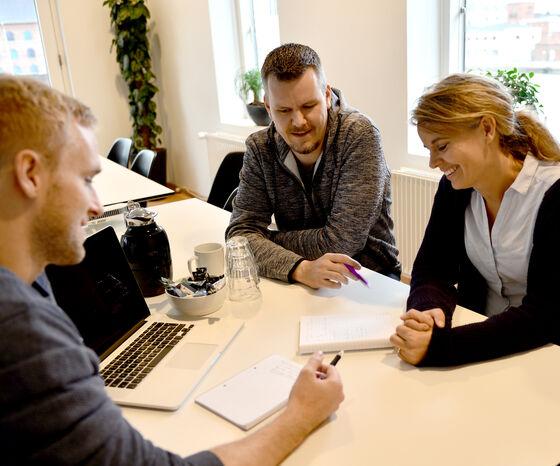 Hesehus har erfaringen og e-handelsekspertisen, der gør jer til fremtidens e-handelsvindere