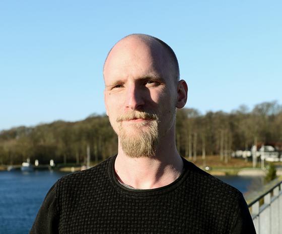 Klaus Nielsen, Frontend Developer at Hesehus